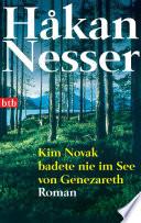 Kim Novak badete nie im See von Genezareth  : Roman
