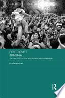 Post Soviet Armenia Book