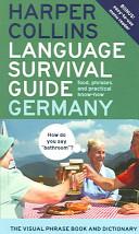 HarperCollins Language Survival Guide  Germany