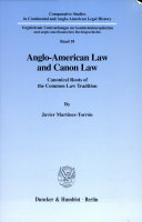 Comparative Studies in Continental and Anglo-American Legal History