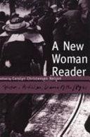 A New Woman Reader