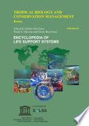 Tropical Biology and Conservation Management - Volume IV