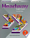 A New Headway English Course