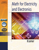 Cover of Mathematics for Electricity and Electronics