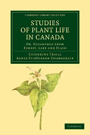 Studies of Plant Life in Canada