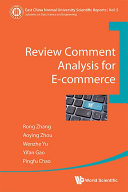 Review Comment Analysis for E commerce