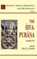 Pdf The Siva Purana Part 4 Telecharger