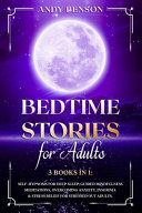 Bed Time Stories for Adults Book