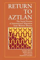 Pdf Return to Aztlan