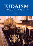 Judaism for OCR Religious Studies GCSE  9 1  from 2016