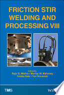 Friction Stir Welding And Processing Viii Book PDF
