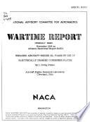 Wartime Report E