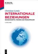 Pdf Internationale Beziehungen