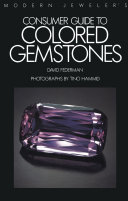 Modern Jeweler   s Consumer Guide to Colored Gemstones