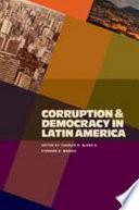 Corruption & Democracy in Latin America
