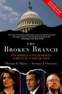 The Broken Branch Pdf/ePub eBook