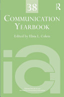 Communication Yearbook 38 Pdf/ePub eBook