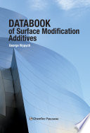 Databook of Surface Modification Additives Book