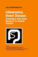 Inflammatory Bowel Disease: Translation from Basic Research to Clinical Practice