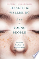 Health And Well Being For Young People