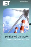 Distributed Generation Book PDF