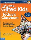 Teaching Gifted Kids in Today's Classroom: Strategies and Techniques ...