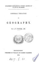 General Treatise On Geography
