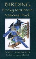 Birding Rocky Mountain National Park