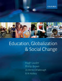 Education  Globalization  and Social Change