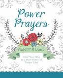 Power Prayers Coloring Book