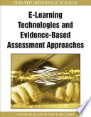 E Learning Technologies And Evidence Based Assessment Approaches Book PDF