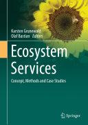 Ecosystem Services     Concept  Methods and Case Studies