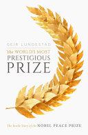 The World's Most Prestigious Prize Pdf/ePub eBook