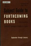 Forthcoming Books [Pdf/ePub] eBook