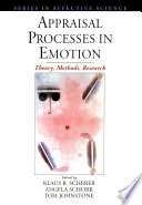 Appraisal Processes in Emotion