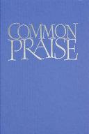 Common Praise Words edition