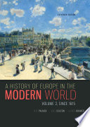 A History of the Modern World, Volume 2