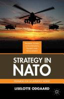 Strategy in NATO Pdf/ePub eBook