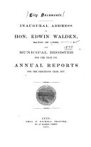 The City Documents