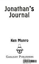 Jonathan s Journal