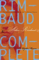 Rimbaud Complete