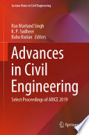Advances in Civil Engineering