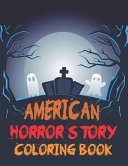 American Horror Story Coloring Book Book PDF