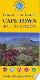 Passport To The Best Of Cape Town South Africa
