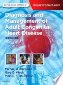Diagnosis and Management of Adult Congenital Heart Disease E Book Book