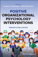 Positive Organizational Psychology Interventions