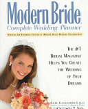 Modern Bride Complete Wedding Planner