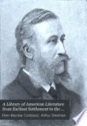Literature of the republic  pt  4  1861 1888 Book