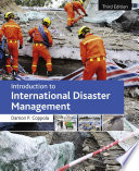 Introduction To International Disaster Management Book PDF