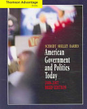 American Government and Politics Today Book PDF
